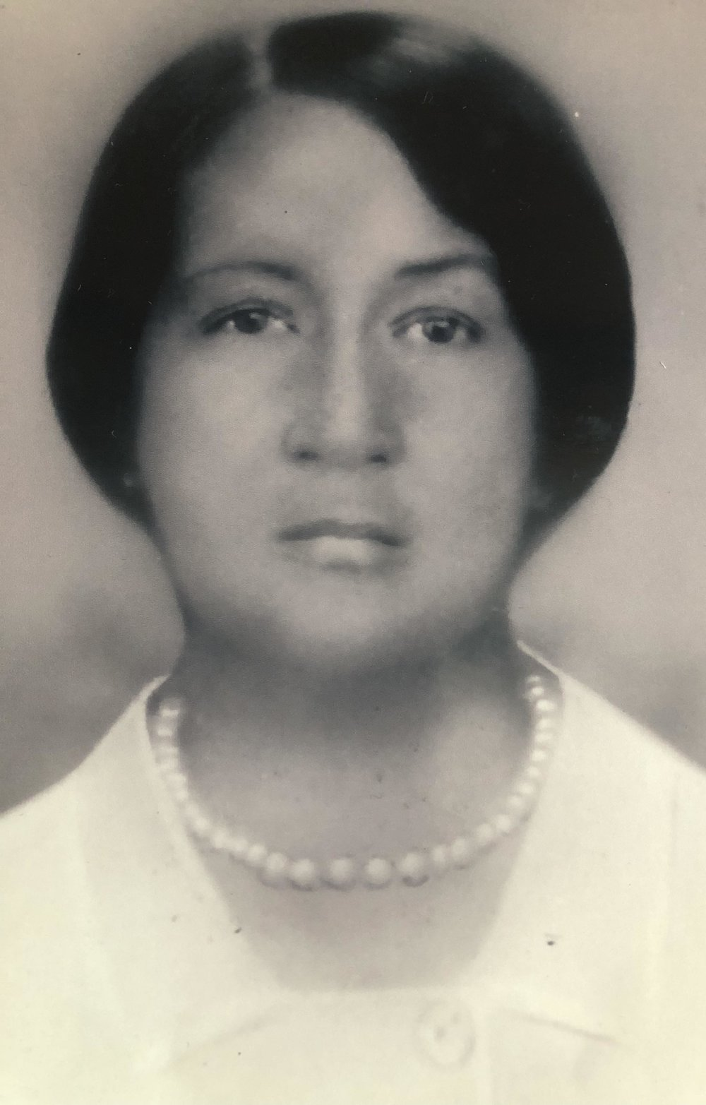My Paternal Grandmother - Charlotte