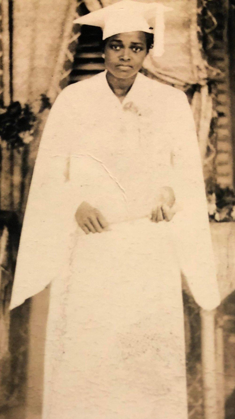 My grandmother -