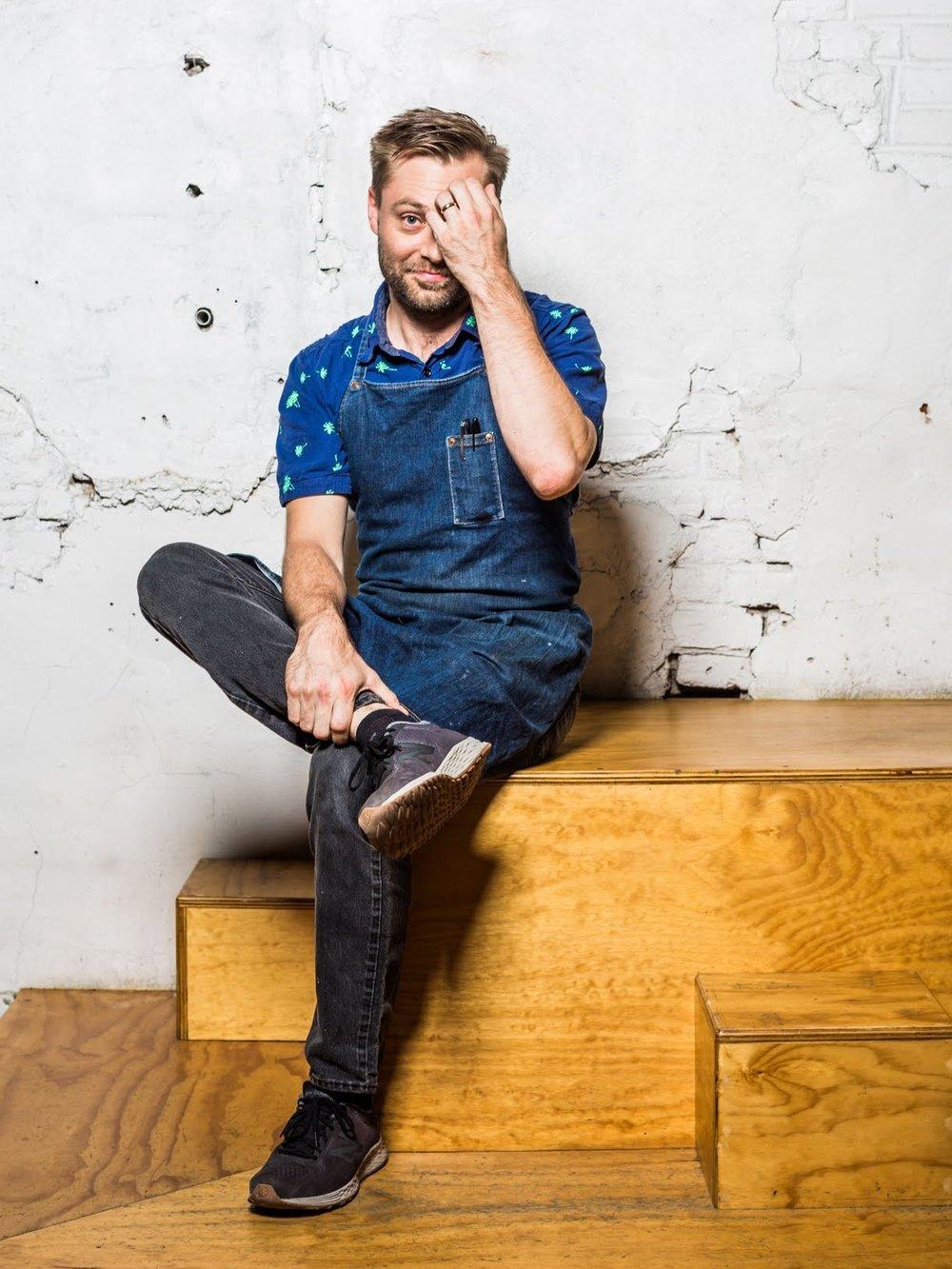 Josh Habiger - Chef / Owner
