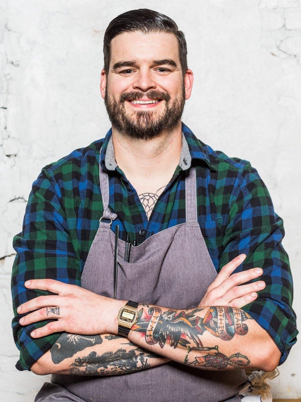 Brian Baxter - Chef De Cuisine