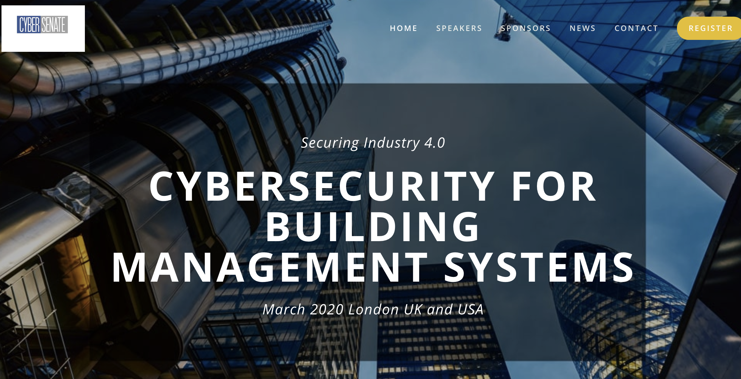 Cyber Senate News — CYBER SENATE