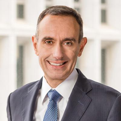 Elie Maalouf - CEO, The America, IHGOrador Principal
