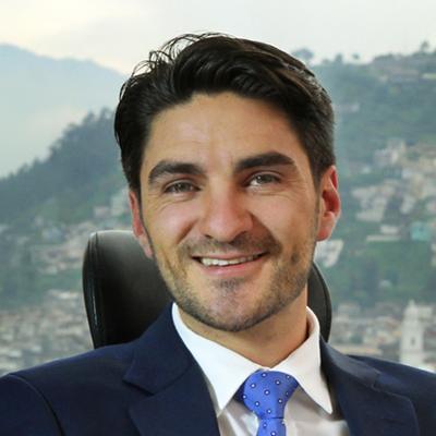 Carlos Javier Larrea Crespo - Vice Minister of Tourism, National Ministry of Ecuador