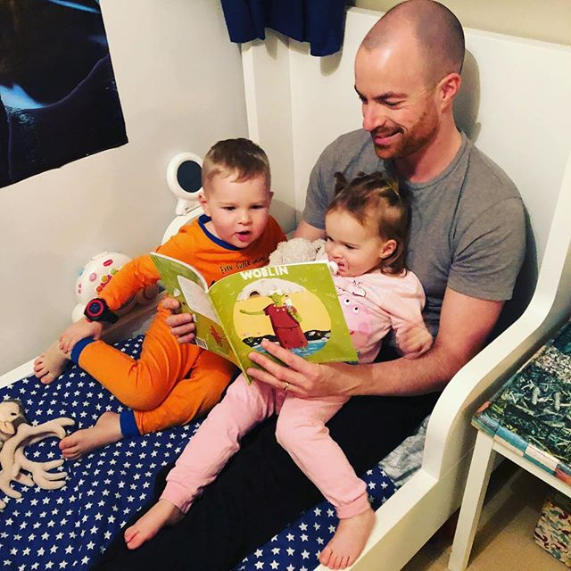 Woblin is in Whitstable! A big thank you to Steve for sending us this gorgeous photo of him reading Woblin to his young children George, 3 and Rose, 2. We are told Woblin has become a bedtime favourite! 💚 Steve tells us they have been having great fun reading Woblin since buying the book! Brilliant! We are told that both children are enjoying the book for many different reasons, but George in particular likes to talk about what good friends Thomas and Woblin are, how they are always there for each other and how it's good to be a good friend. Awwww 😍  We love hearing about Woblin's adventures and the impact she is having! Please keep these coming! Have a lovely weekend and thank you to everyone who has supported Woblin so far! 💚💚💚 Head to www.dreamybooks.co.uk/shop to grab yourself a copy of Woblin!  #WhereIsWoblin #childrensbooks #bookstagram #picturebook #illustration #friendship #friendshipquotes #kindness #selflove #kids #kidslit #selfpublished #independent #illustration #art #poetry #rhyming #kidsbook #family #bedtimestories #bedtime #whitstable #kent #familytime