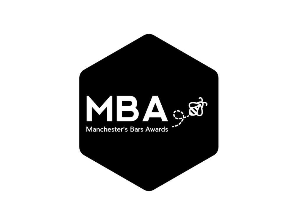 the MBA logo…