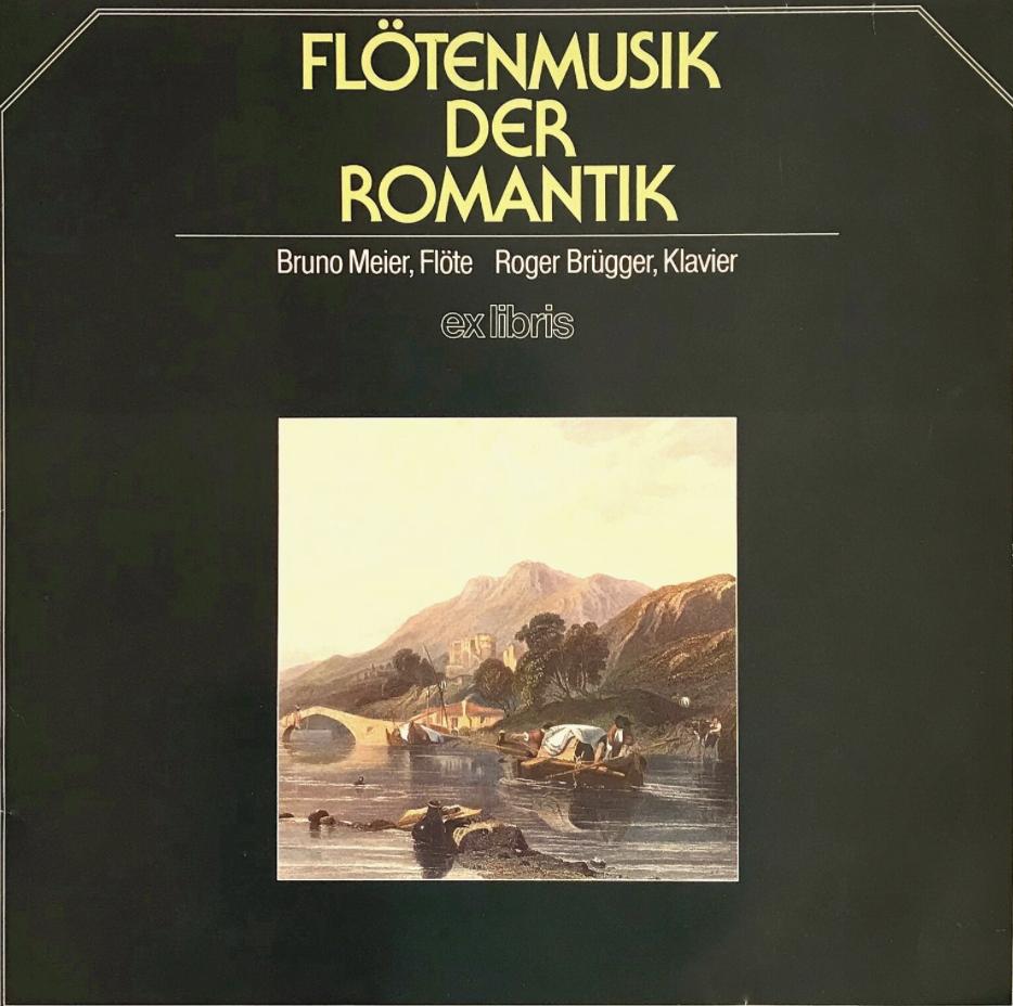 CD-Edition der LP EL 16 866 / EX LIBRIS, Zürich / 1980