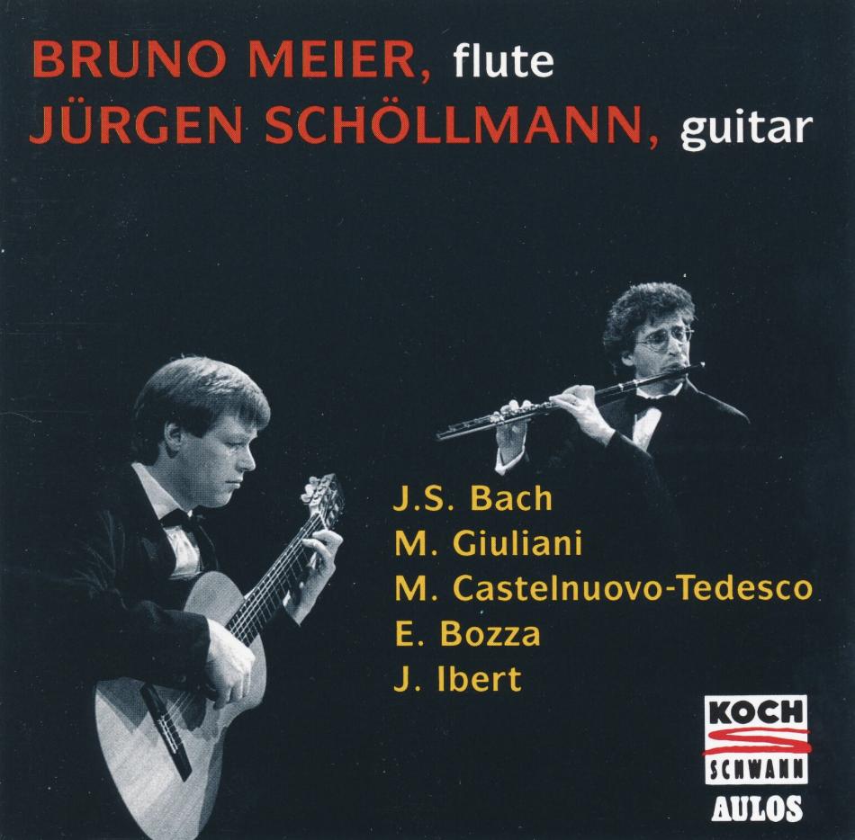 CD Koch-Schwann /Aulos 3-6425-2 , 1996