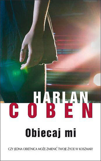 Coben, Obiecaj mi Book Cover Photograph by Wolf Kettler