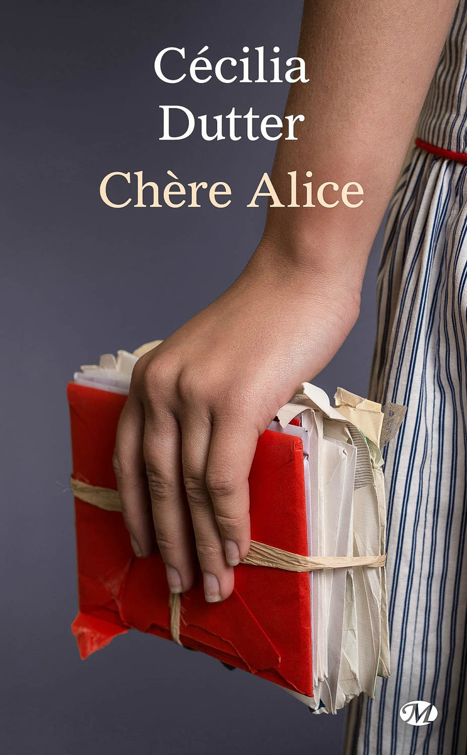 Dutter, Chère Alice Book Cover Photograph by Wolf Kettler
