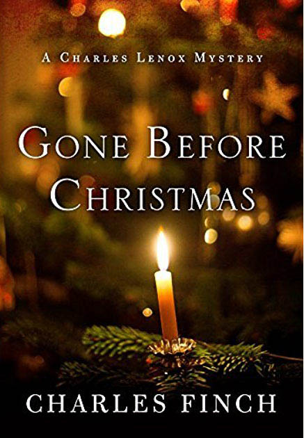 Finch, Gone Before Christmas Book Cover Photograph by Wolf Kettler