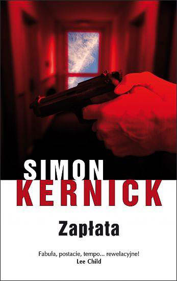Kernick, Zaplata Book Cover Photograph by Wolf Kettler