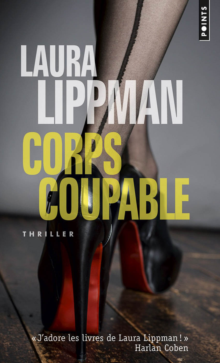 Lippman, Corps Coupable Book Cover Photograph by Wolf Kettler