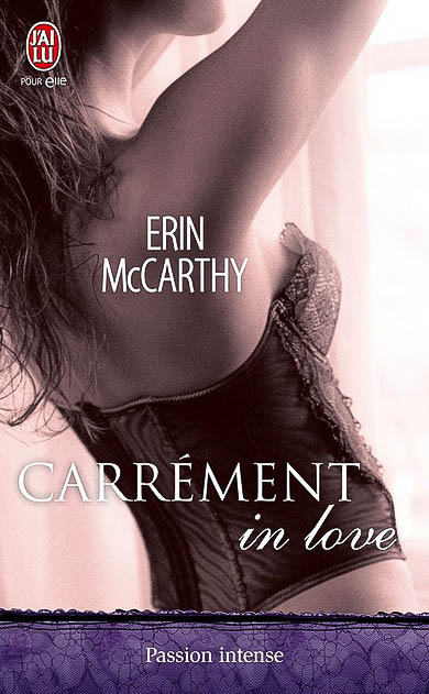 McCarthy, Carrément in love Book Cover Photograph by Wolf Kettler
