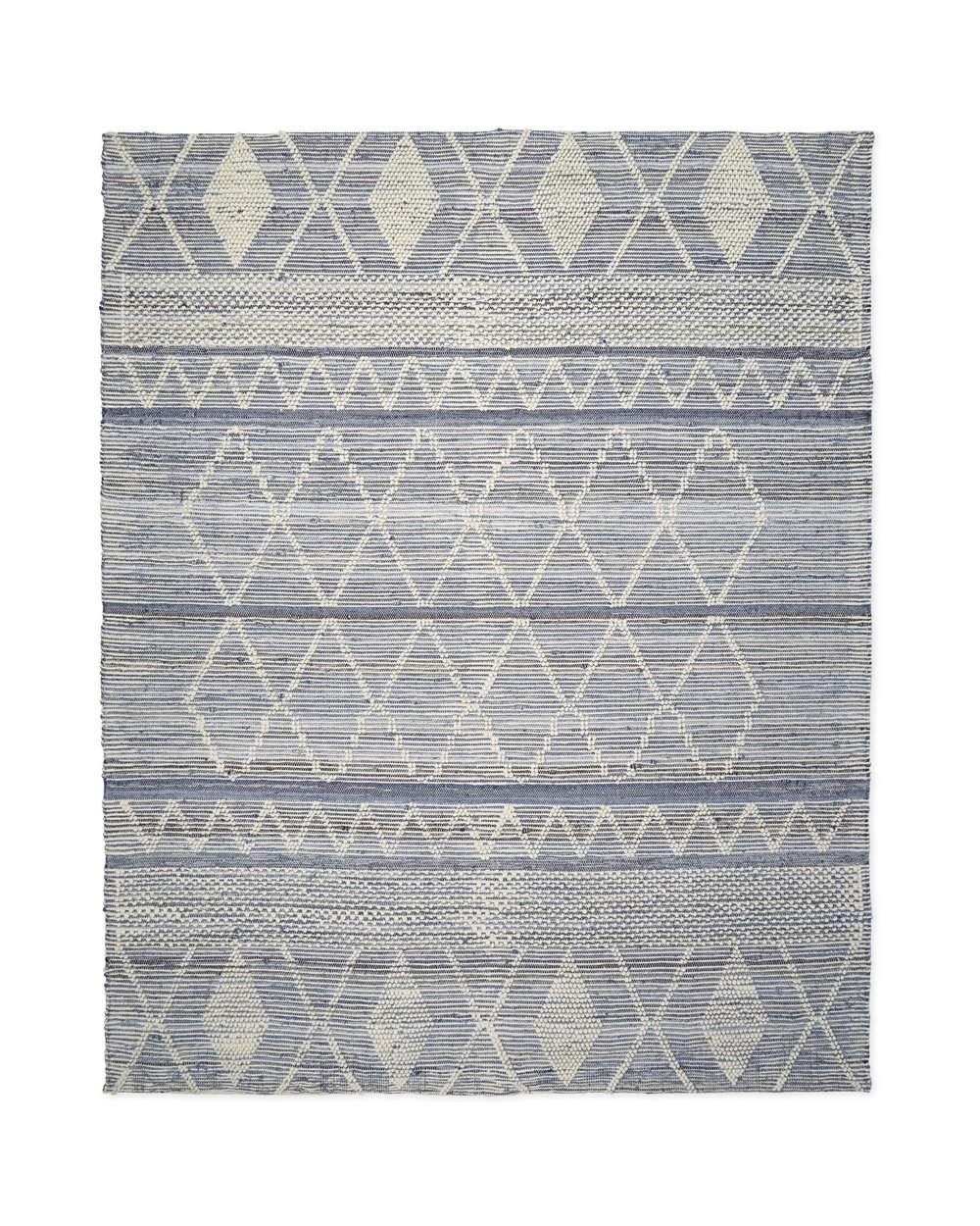 SHOP THE RUG - PRO TIP: Ever wonder if you have the right size rug? Make sure there's about 12 inches behind your dining chairs while they're tucked into your dining table.