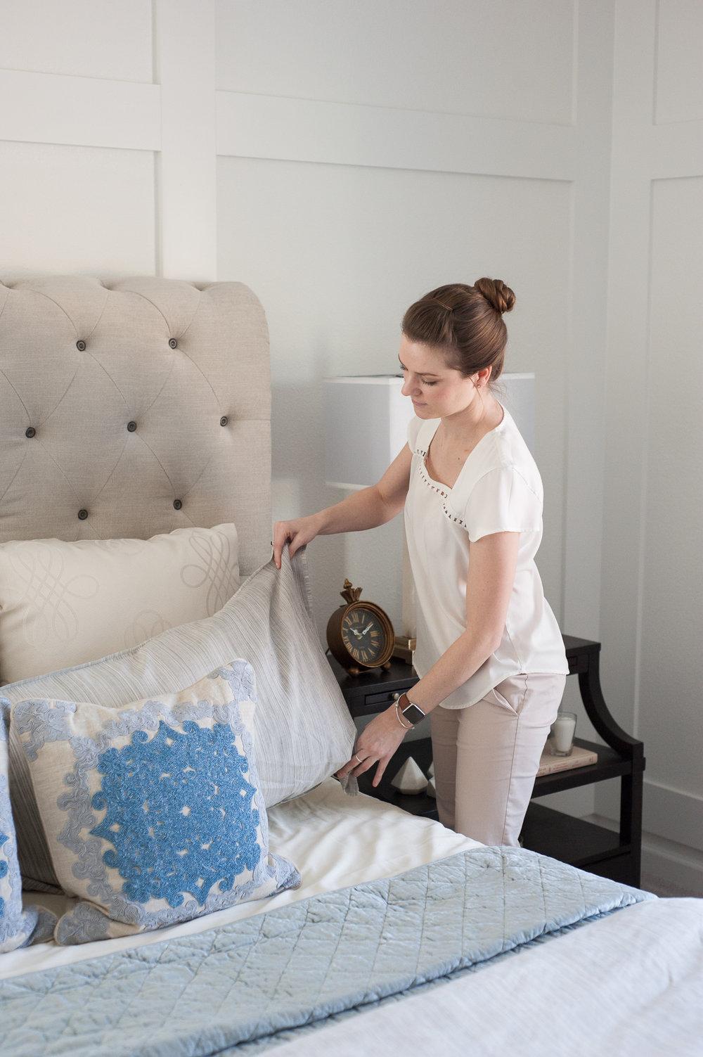 Micamy_Interior Designer_Design_Interior_Model_Merchandising_Owners_Suite_Universal_Furniture_Traditional_Transitional_Bedroom_Styling_Blogger_Ann_Taylor_Bedding.jpg