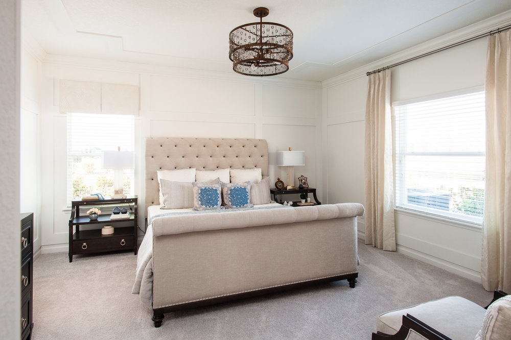 Micamy_Interior Designer_Interior_Design_Model_Merchandising_Owners_Suite_Universal_Furniture_Traditional_Transitional_Upholstered_Headboard_Bronze_Bedroom.jpg
