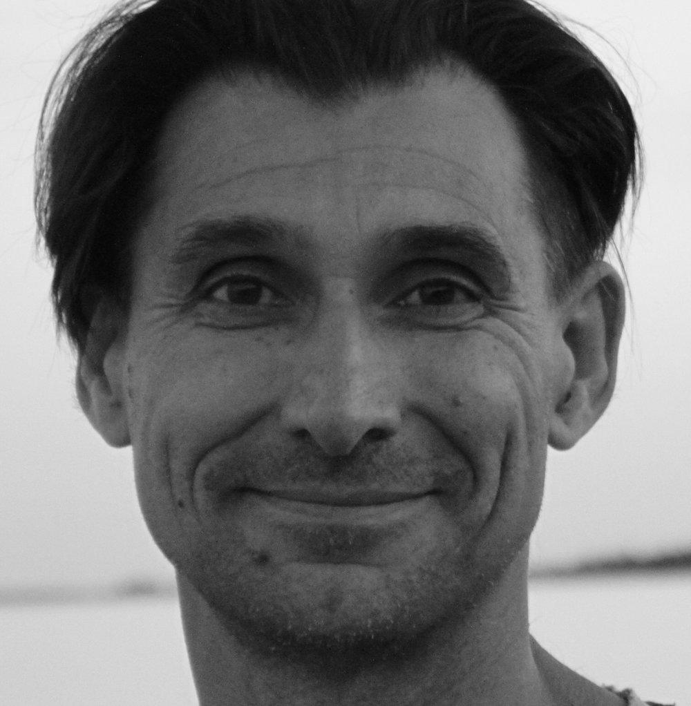 Wolfgang Weiser, Gortland, Sweden -