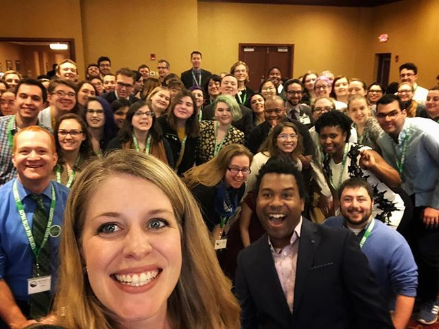 We had such a fun time today with the #alphadeltaphisociety today! Thank you for having us at your convention this weekend to talk about feedback and inclusion! • • • #feedback #inclusion #diversity #leadership #teambuilding #society #humaninclusive #team #workshop #leadershipdevelopment