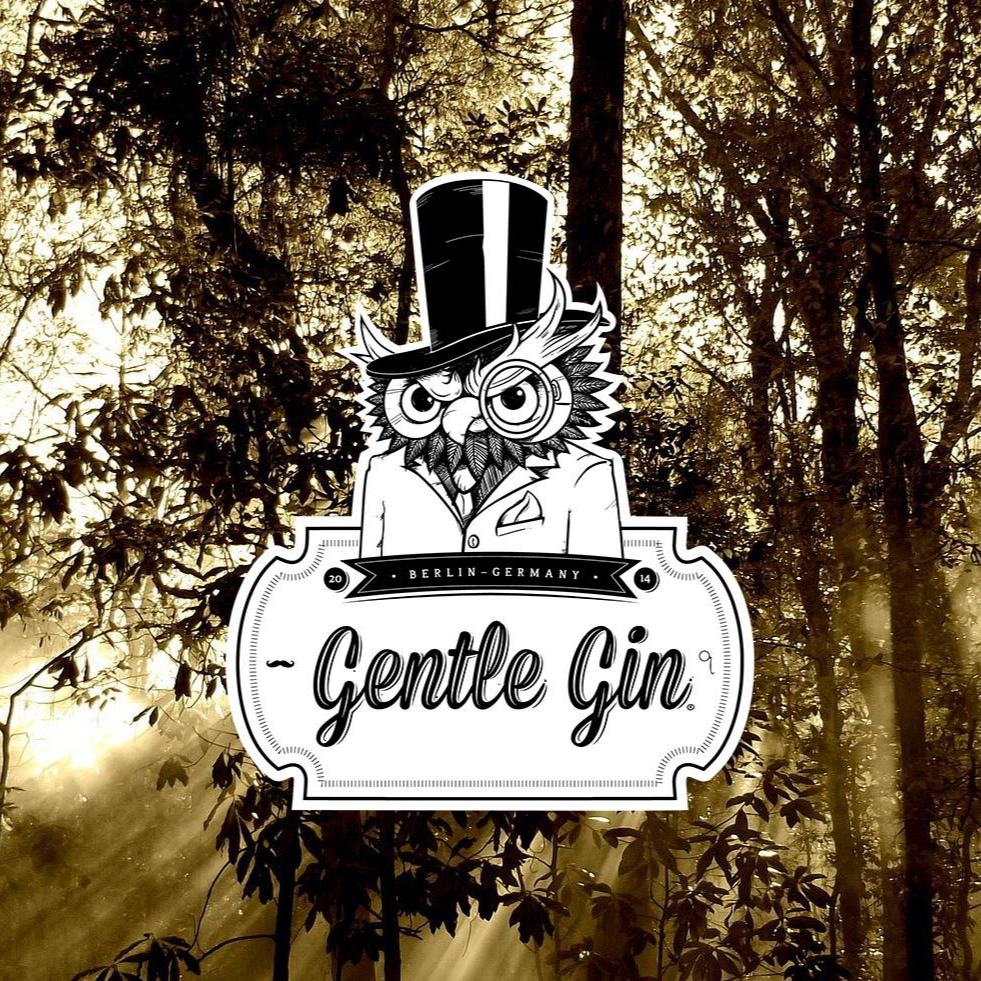 GENTLE GIN - GENTLE GIN ist eine exklusive Gin Marke aus Berlin. Für ihren handgemachten Gin benutzt GENTLE GIN lokale deutsche Körner. Begrüßt mit uns gemeinsam GENTLE GIN zu dem Festival!