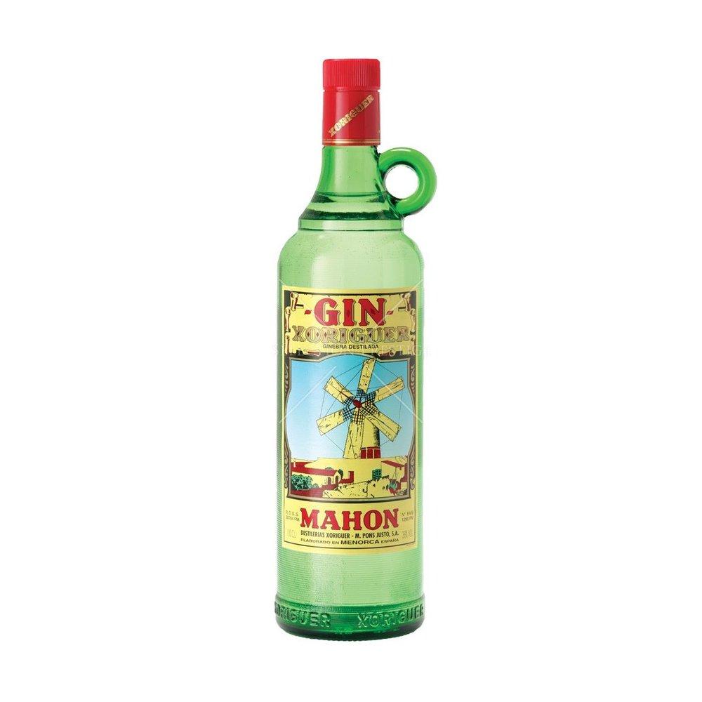 XORIGUER MAHON - Ein weiterer exklusiver Gin mit einer lange Historie. Der Gin wird in Mahon-Menorca hergestellt und der Geschmack verkörpert die Mediterrane Gegend.