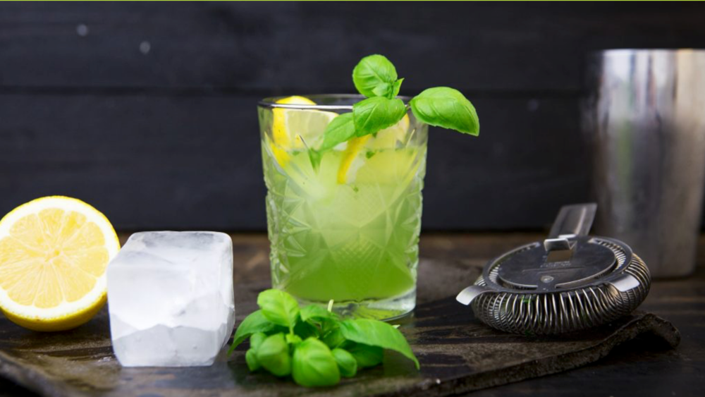 Gin Basil Smash - Wann: 07. Juni, um 18:30 Uhr