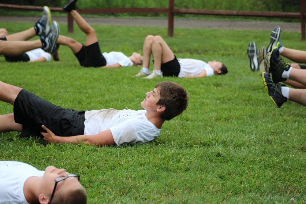 Morning Physical Training
