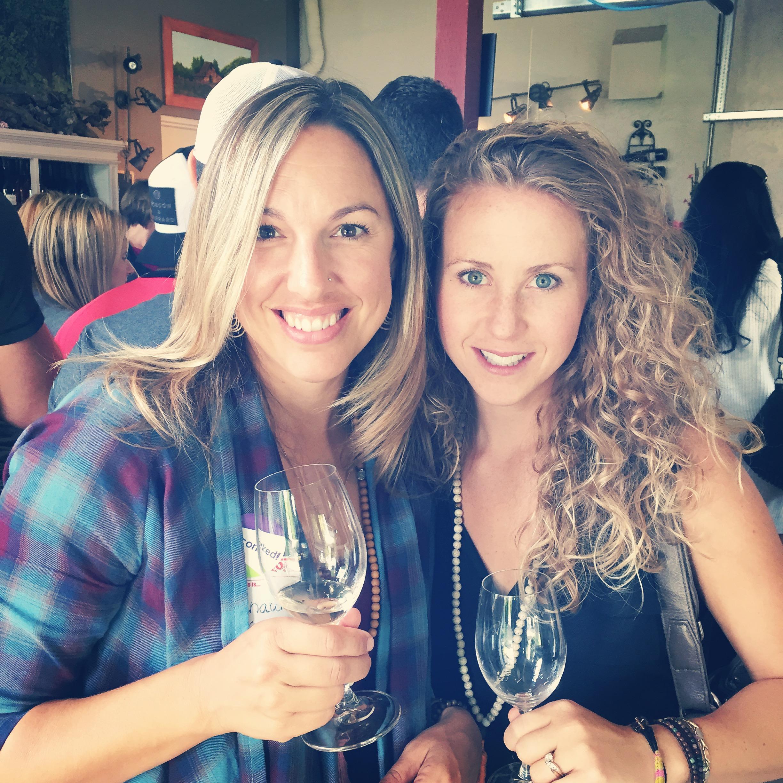 Shauna Nyrose and Chelsea Ray