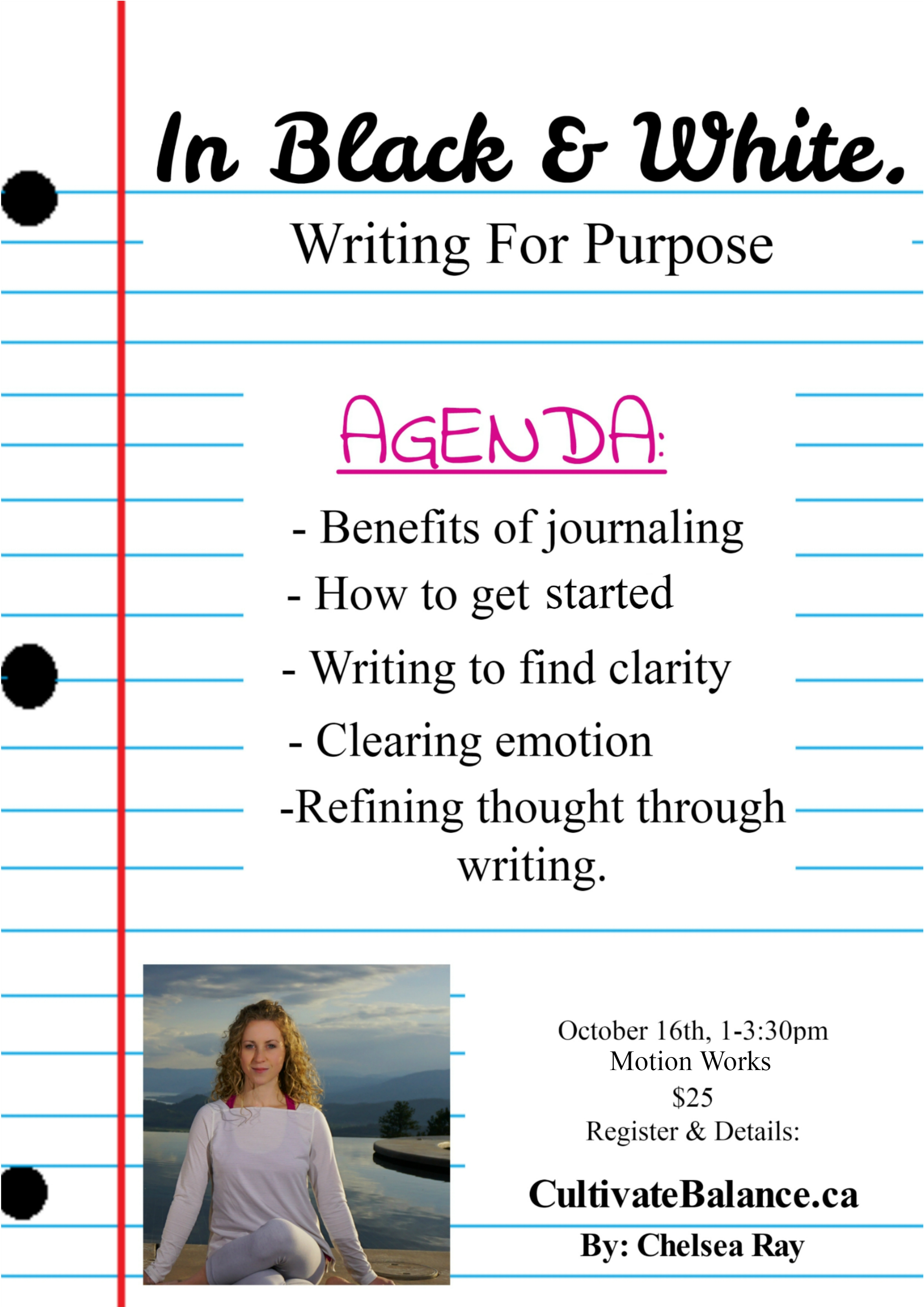 in-balck-in-white-writing workshop