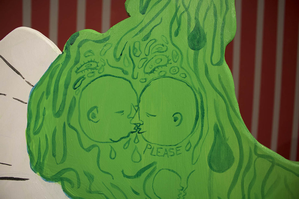 Butter Slime Guy (detail)