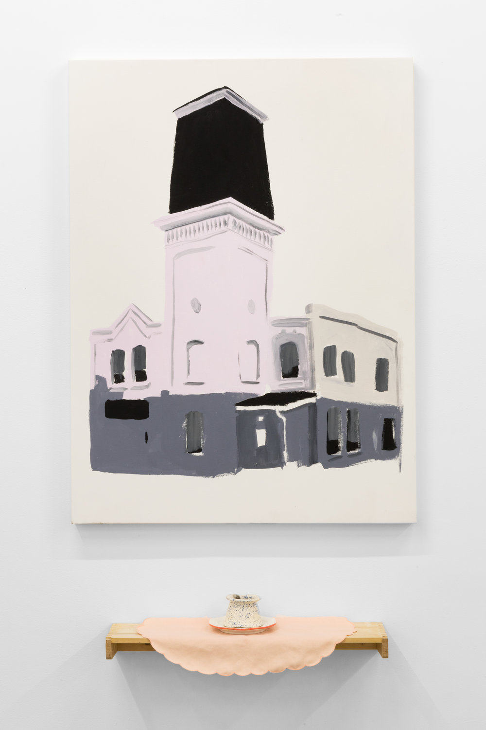 Paintings as Buildings as Altars