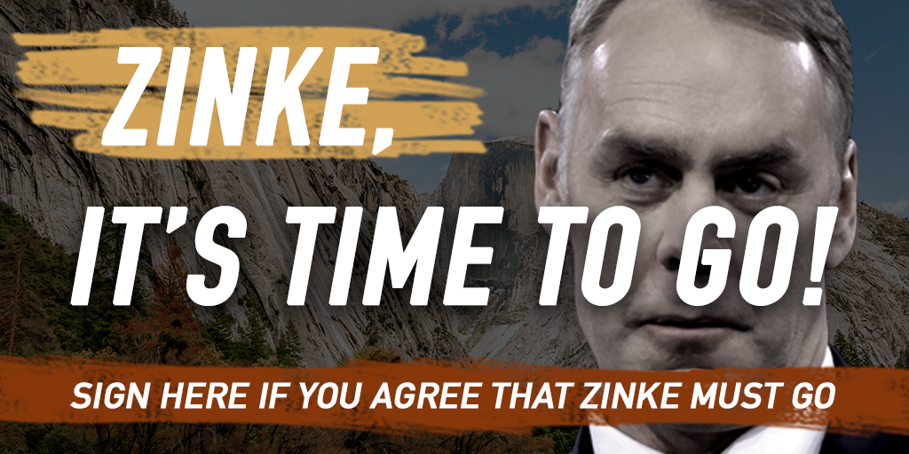 Has Ryan Zinke Been Fired Yet?