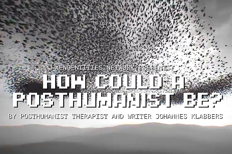 How Could a Posthumanist Be?