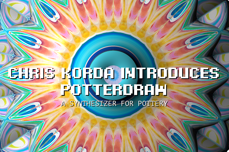 Chris Korda Introduces PotterDraw