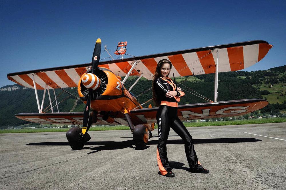 Breitling Aerosuperbatics Wingwalker