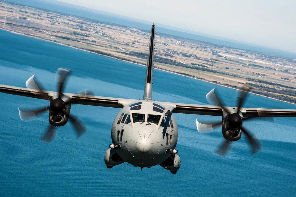 "C27J ""Spartan"" - 46ª Brigata Aerea Pisa - Aeronautica Militare"