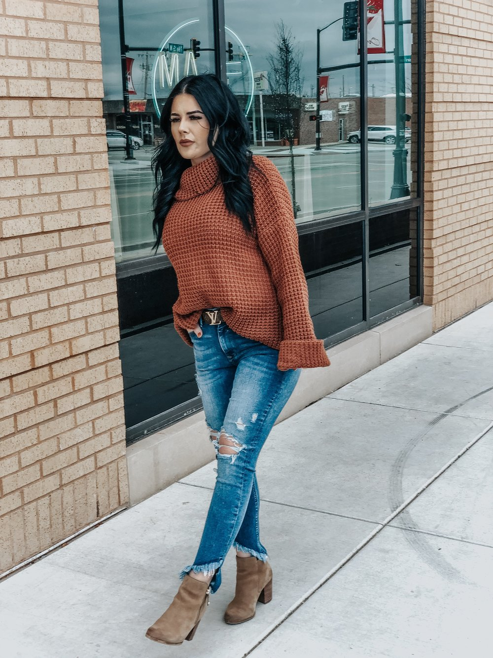 Running In Stilettos Blog - Sweater Season