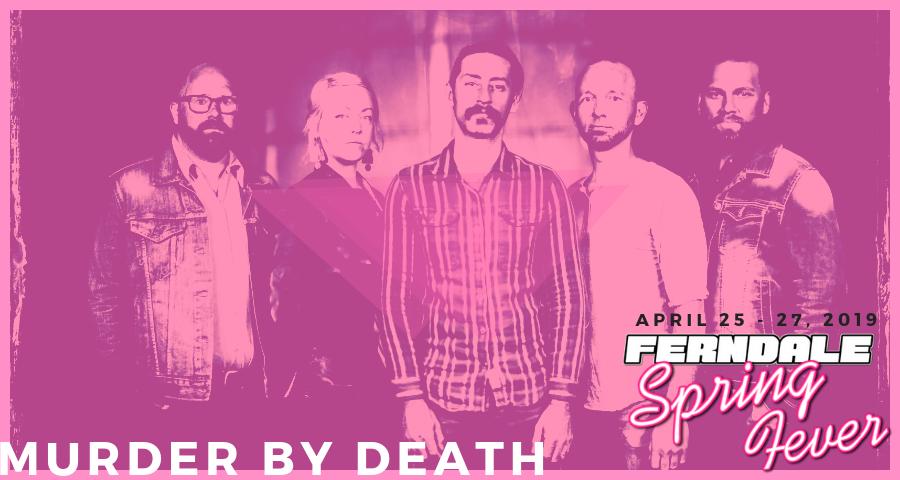 Murder By Death FSF 2018