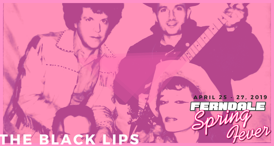 The Black Lips FSF 2018