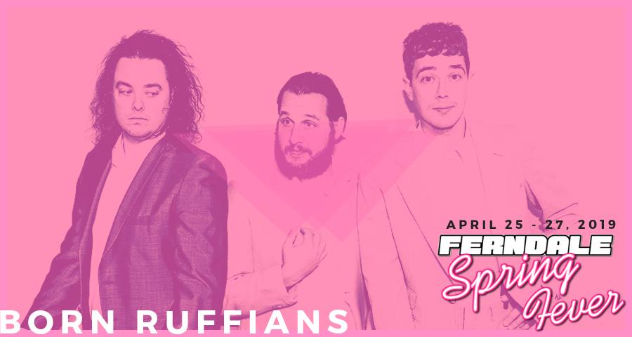 Born Ruffians FSF 2018