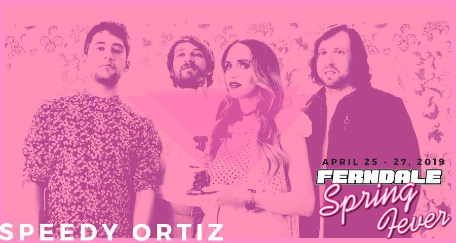 Speedy Ortiz FSF 2018