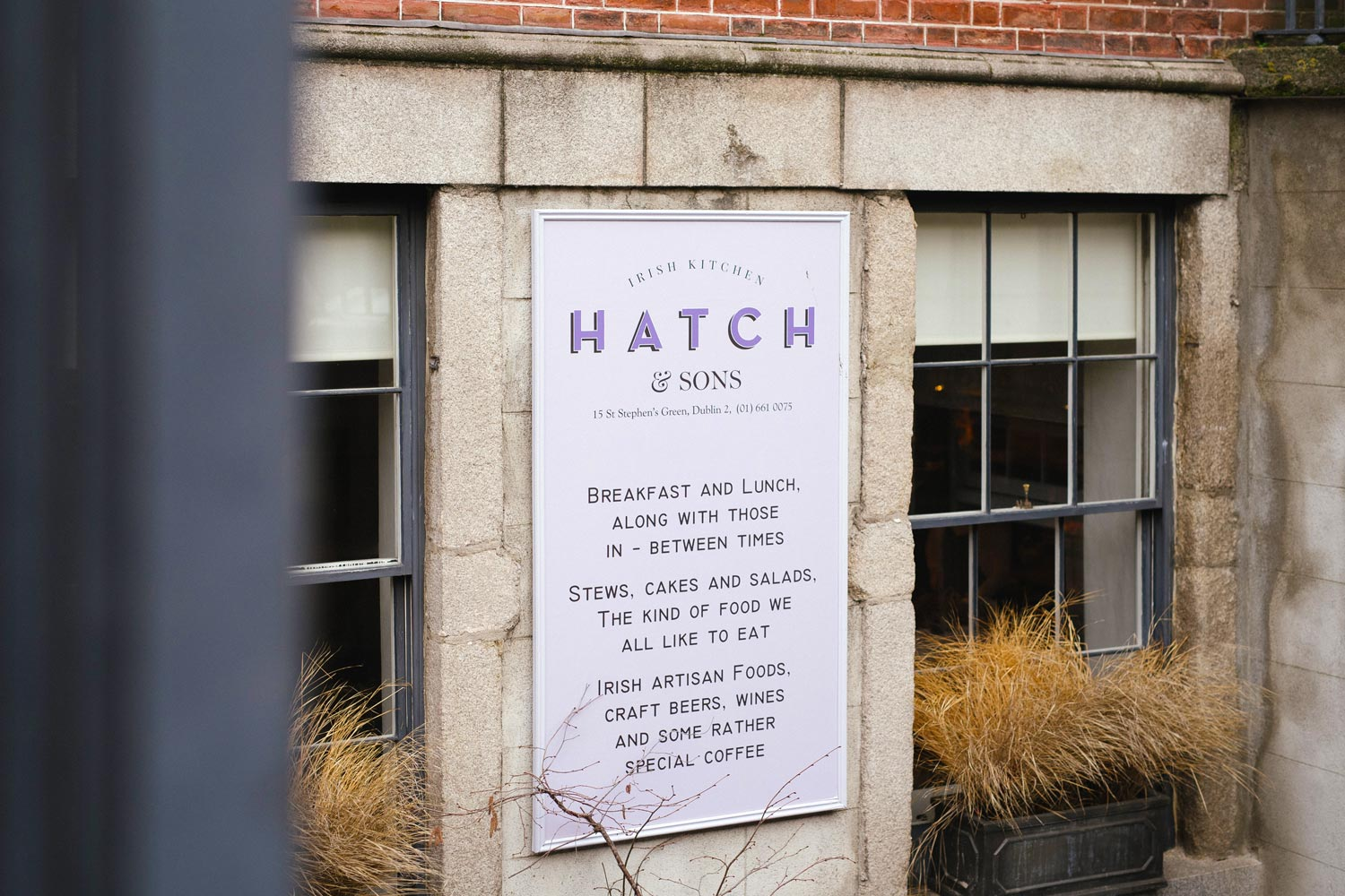hatch & sons dublin ireland