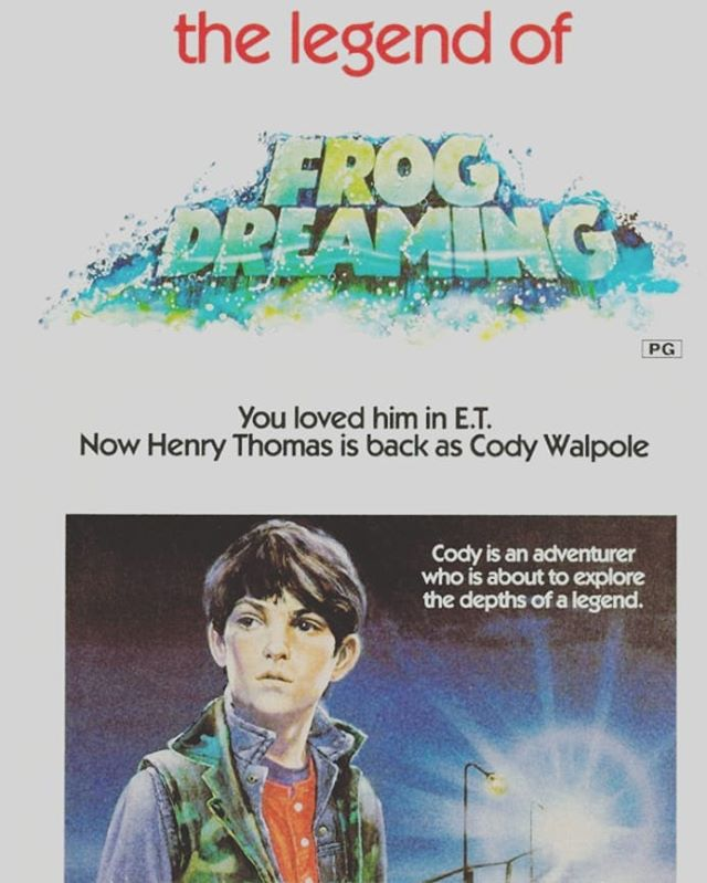 Anyone seen this? #survey #thelegendoffrogdreaming