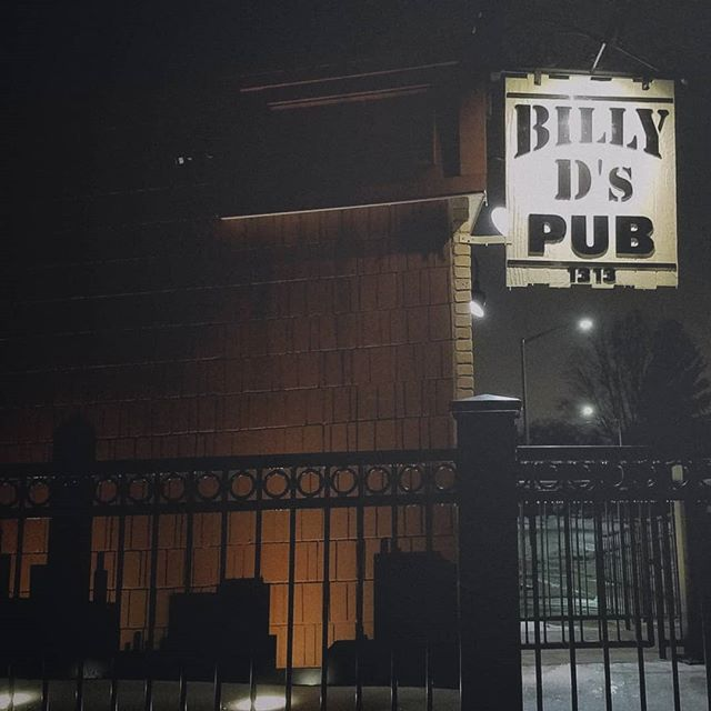 #openmic at Billy D's