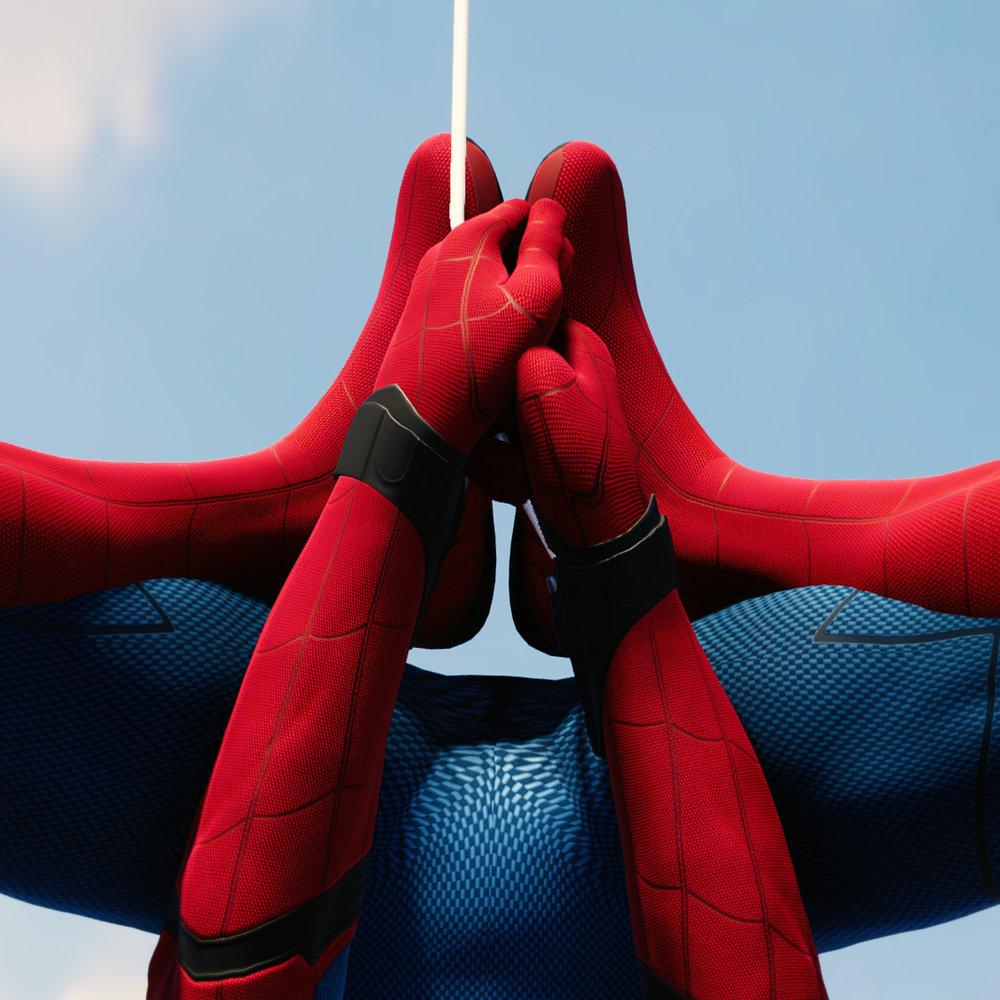 Spider-Man PS4 Photo Gallery