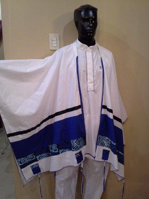 Prayer shawls, Tzit Tzit, Kippot — QODESH WITH STYLE