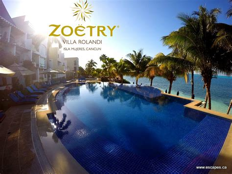 Zoetry - Zoëtry Wellness & Spa Resorts are boutique havens representing the highest level of luxury and providing the Endless Privileges® experience to each of its guests. Zoëtry Wellness & Spa Resorts are characterized by unequaled romantic and holistic experiences combined with socially responsible practices, expressive architecture and exceptional service in natural and enriching environments.