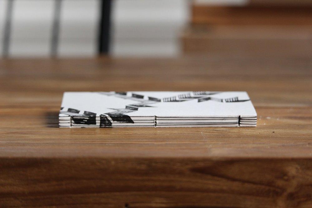 Papier dominoté