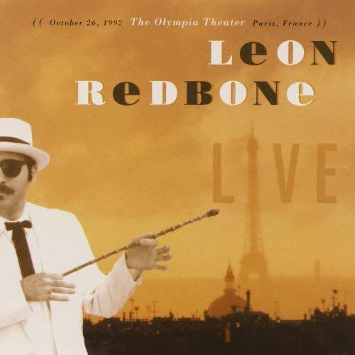 Leon Redbone Live, 2005