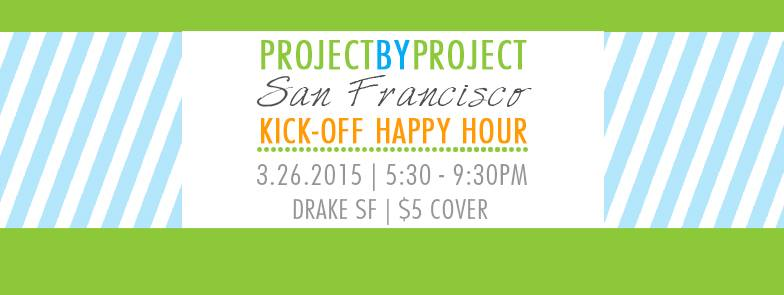 PbP SF Kick-Off Happy Hour