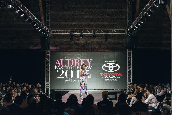 AudreyFashionShow1